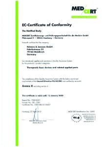 EC Conf-decl MedCert 150120